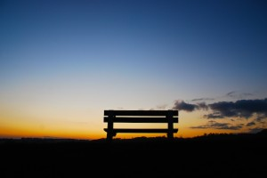 Sunset-and-bench-300x200